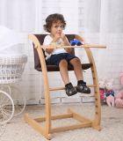 實木R8兒童可分桌子椅子餐椅