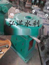 弘洋水利供应2-12吨手电两用螺杆式启闭机