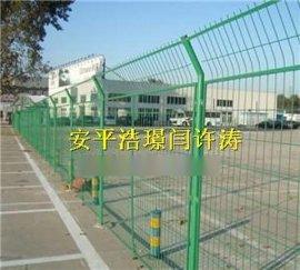 镀锌浸塑框架护栏网生产厂家