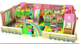 广西嘉贝爱淘气堡儿童乐园儿童游乐场室内设备玩乐游乐场设备订做