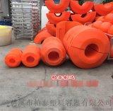 加工定做海上浮体 滚塑加工吸沙管道浮筒 警示浮筒