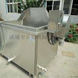 宜福達電加熱帶攪拌黃豆油炸機