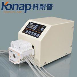 科耐普蠕动泵BT100-1J/DG泵头基本型蠕动泵厂家直销