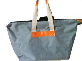 上海箱包定制简约牛津布手提袋 手提包添加logo 手提袋定制
