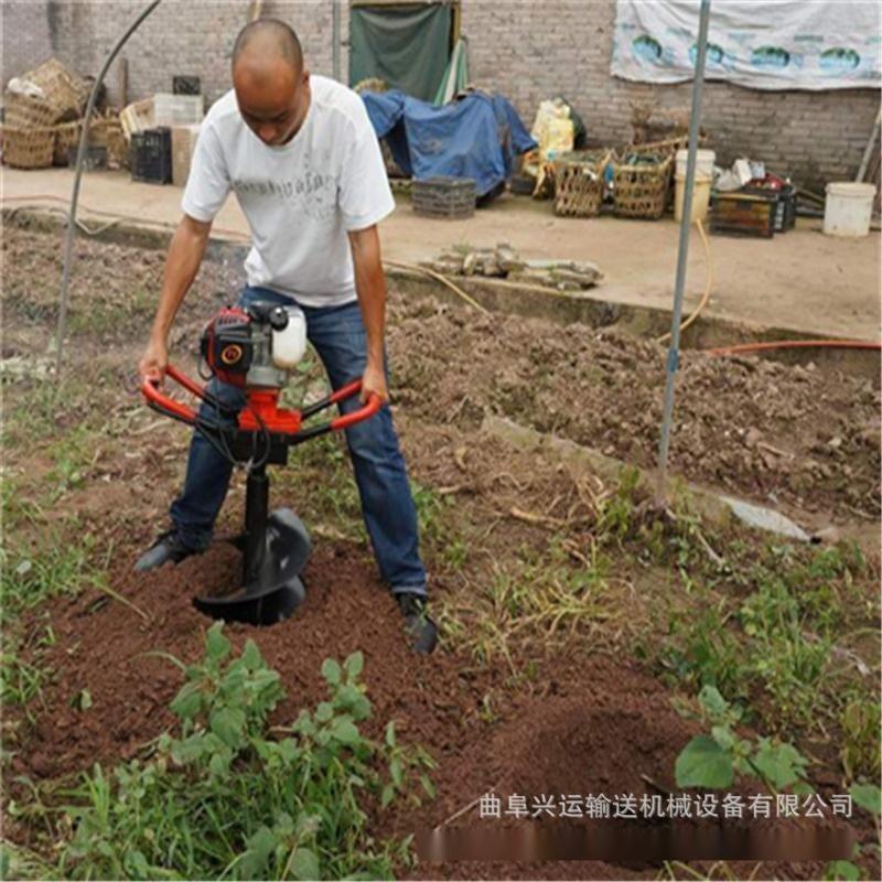 小型挖坑机厂家电线杆挖洞机甘肃供应挖坑机厂家直销