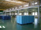 上海青浦倉庫夾層組合式鋼平臺