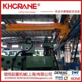 厂家直销BZD型电动手动定立柱式单悬臂吊起重机 1吨2吨3吨5吨10吨