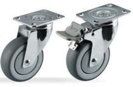 好运不锈钢脚轮(好运304材质脚轮)