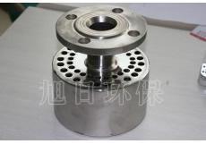 ZJ蒸汽加热消声器