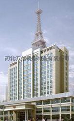 设计生产楼顶角钢铁塔