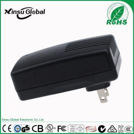 37.8V1A锂电池充电器 美规UL FCC认证 37.8V锂电池充电器