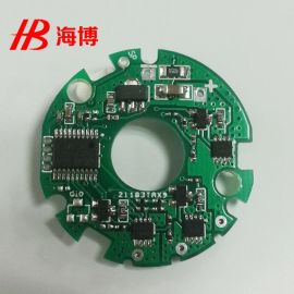 24V 35W无感智能水泵驱动板 无感水泵控制器