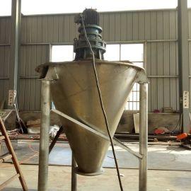 双螺旋锥形混合机 高效混合机 干粉混合设备