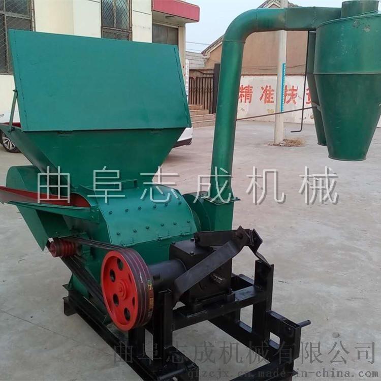 厂家定制草饲料加工粉碎机多功能家用打草机