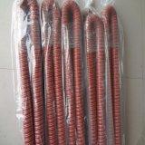 耐高温硫化风管矽胶热风管高温风管钢丝管