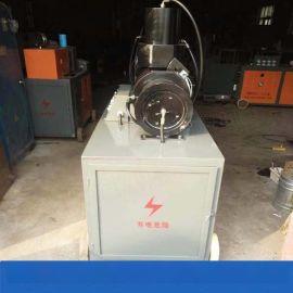 钢筋镦粗机视频 黑龙江鸡西40型钢筋滚丝机