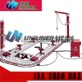 UL-L199E大梁校正仪 全封闭三路液压管路