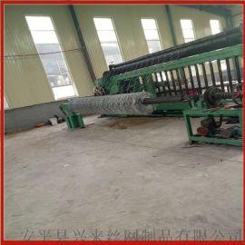 南宁石笼网 河道护坡格宾石笼网 建筑用雷诺护垫施工