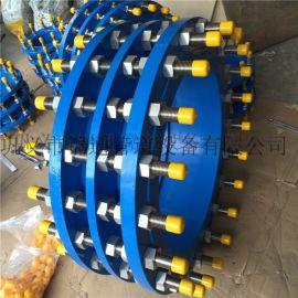 锦通厂家供应DN200耐高压碳钢双法兰传力接头