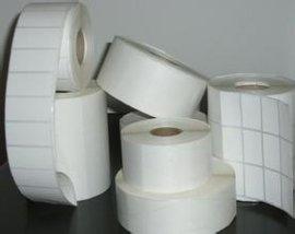 印刷标签纸90*60打印不干胶标签纸 制作标签