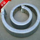 JR-2型矩形金屬軟管 全封閉穿線拖鏈軟管