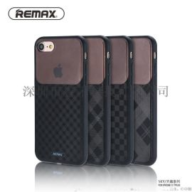 REMAX iPhone7Plus手机壳苹果7p保护套透明新款硅胶防摔软壳女