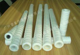 线绕滤芯厂家 PP线绕式滤芯 脱脂棉线绕滤芯