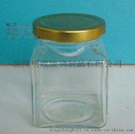 厂家生产各种 50ml-2500ml 玻璃罐