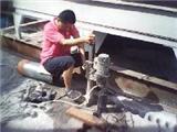 南京建邺区混凝土地面切割是多少钱一米?路面打孔切割.水泥墙切割拆除