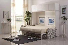 大智优品DZYP-1200H隐形壁柜床多功能组合家具