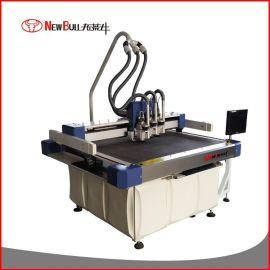 拓荒牛珍珠棉切割机发泡板裁切机反光胶片切割机割样机