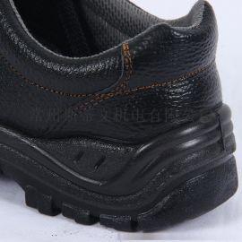 电工鞋牛皮防臭钢头防砸绝缘鞋施工男女安全鞋同胜倩扬9027