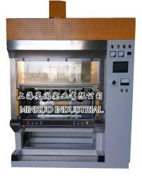 汽车遮阳板焊接机,旻阔MK-8545遮阳板热合机