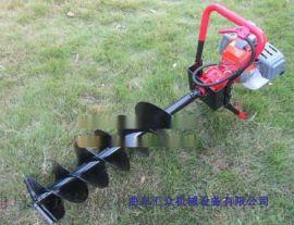 多用植树挖坑机 大直径大深度植树挖坑机