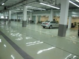 地坪漆厂家供应 环氧平涂 耐磨地坪 车库地坪漆