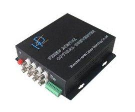 华瀚达 HD-S8V-T/RF 8路视频光端机  无卡顿无延时专业光端机十年品质  值得信赖