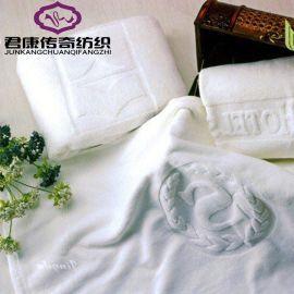 五星酒店纯棉柔软浴巾 运动吸水浴巾