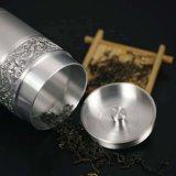 泰国锡器 祥龙博瑞锡茶罐 小巧质珍贵 适合爱茶人