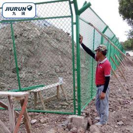 公路防護菱型鋼板網護欄 道路兩側防眩 鍍鋅鋼板網