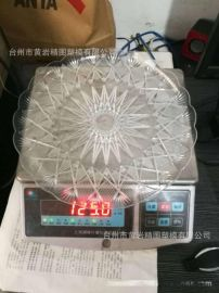 PS塑料果盘 亚克力透明塑料果盘   塑料果盘
