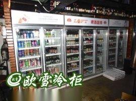 飲料展示冰櫃