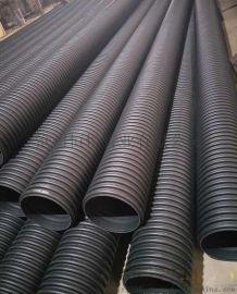 HDPE双壁波纹管室外排水管道直销厂家