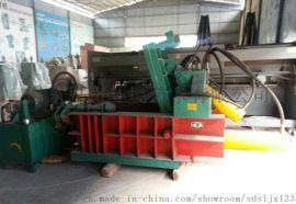 思路铁皮压块机废铜烂铁压块机制造商