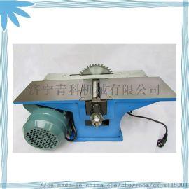 木工平刨台刨平刨 青科MB120平刨 全铜电机平刨