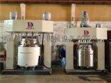 广东玻璃胶设备  硅酮结构密封胶设备 强力分散机