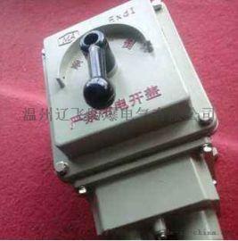 BHZ51-10电机防爆转换开关