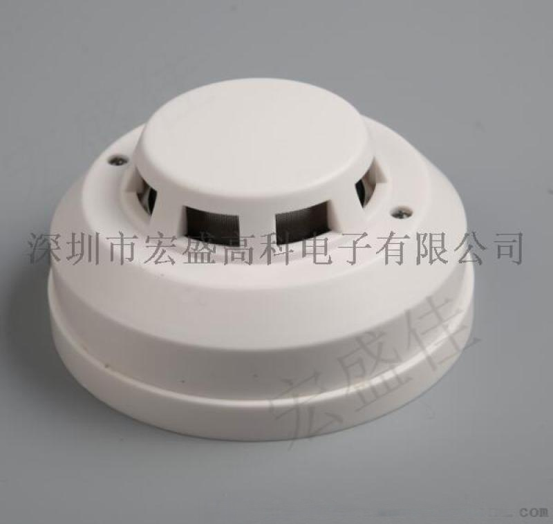 DC12V/24v吸顶式燃气泄漏报 器连接可视对讲