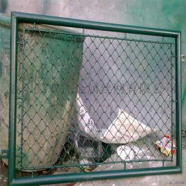 宜宾勾花网围网 体育场围栏 操场隔离栏