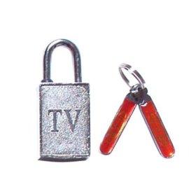 磁感应密码挂锁