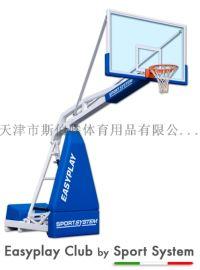 弹簧升降篮球架国际标准S04121